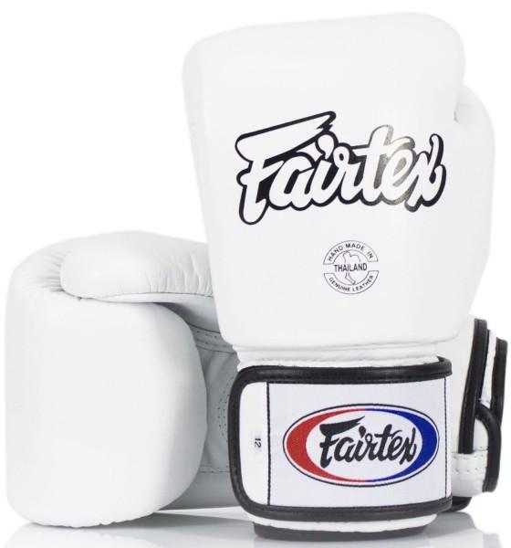 FAIRTEX BGV1 Boxhandschuhe weiß