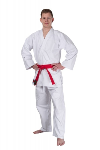 karate gi bushido profi 12oz canvas
