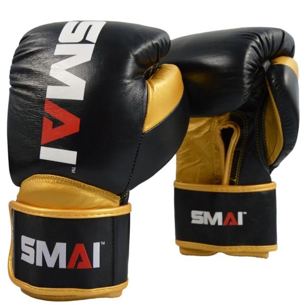 SMAI Mexicano Elite Boxhandschuhe Leder 01