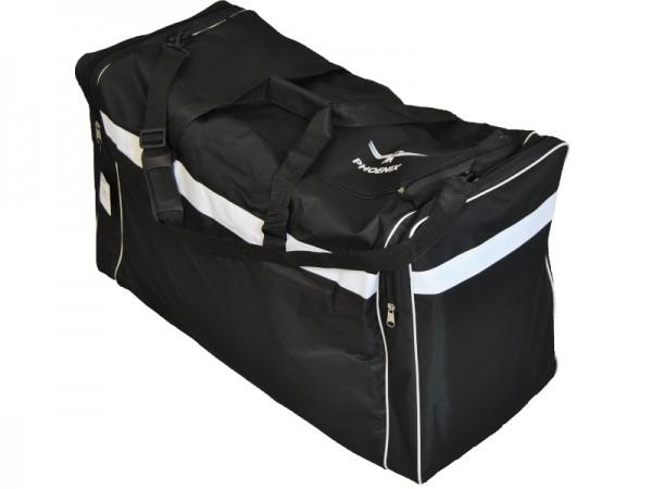 PHOENIX Sporttasche schwarz-weiß 01