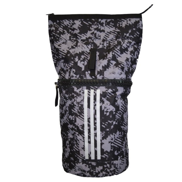 ADIDAS Military Seesack schwarz-camouflage-silber L 01