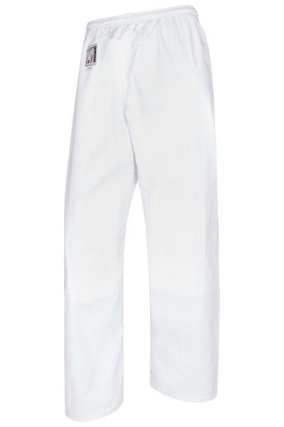 Judohose weiß Baumwolle