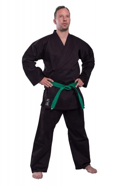 karate anzug schwarz standard edition 01