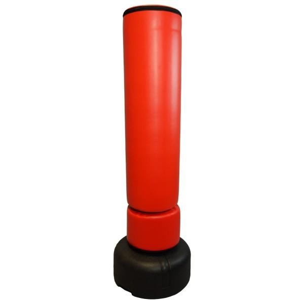 Kinder Standboxsack Kids schwarz-rot 150 cm 01