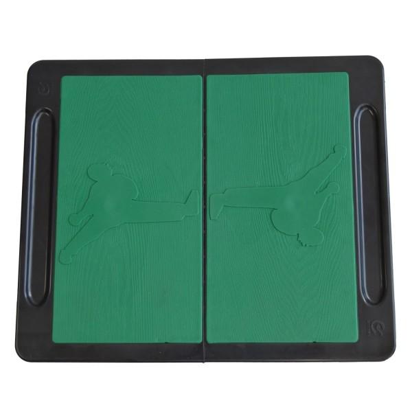 Bruchtestbretter CHAGI M Kunststoff | grün