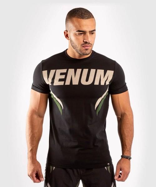VENUM ONE FC2 T-Shirt schwarz-khaki
