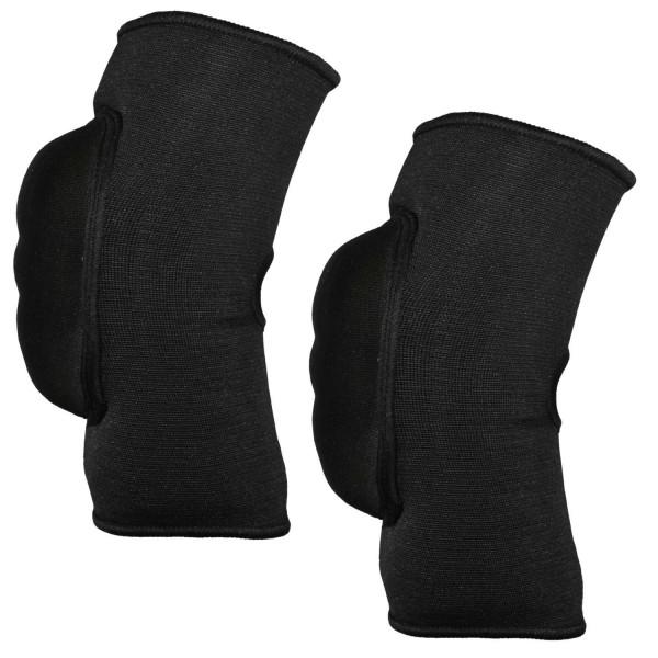 Ellenbogenschoner-Bandage schwarz