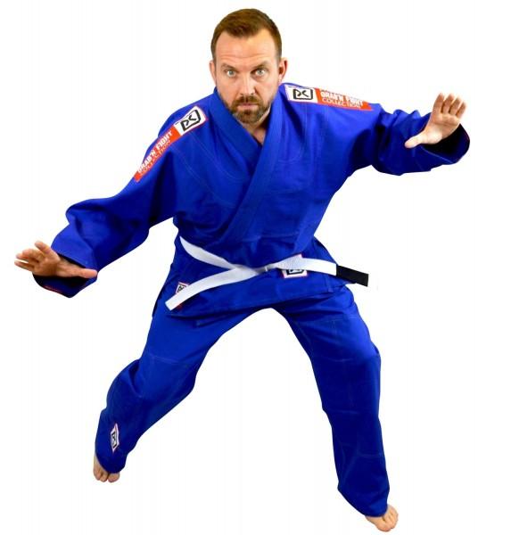 PHOENIX BJJ GRAB'N FIGHT blau 01