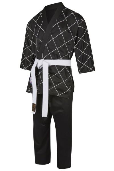 Hapkido BUDO'S FINEST schwarz-weiß 01