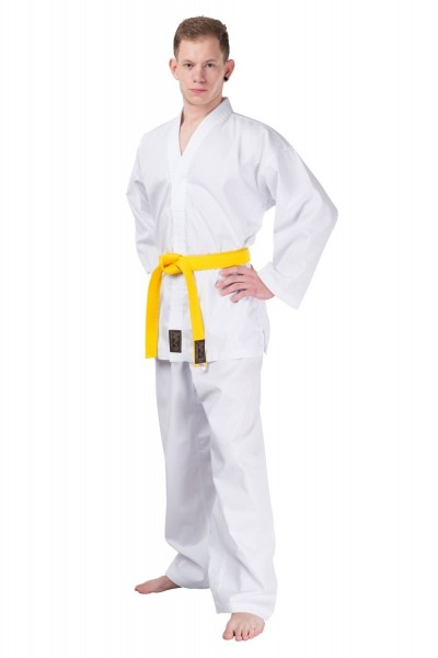 ITF Taekwon-Do ohne Stick Kyongi Kinder Taekwondo Anzug