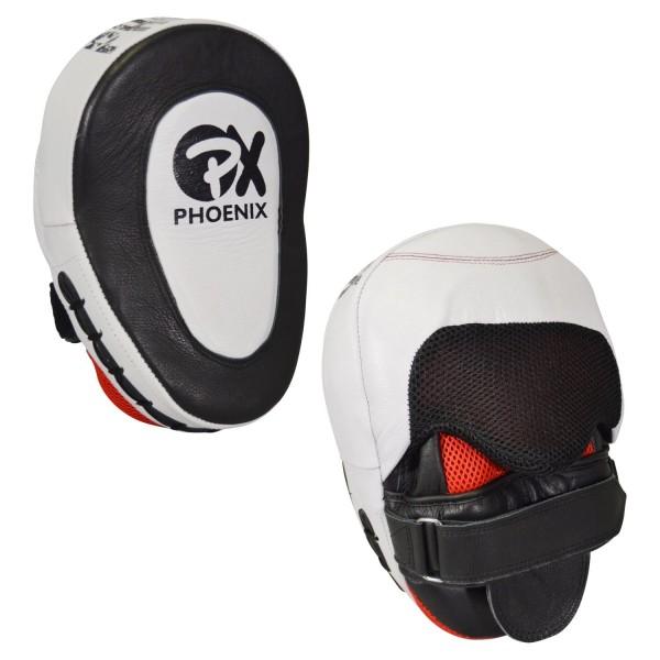 PHOENIX Handpratze PROFESSIONAL Leder/Gel Paar 01
