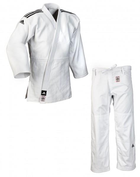 adidas champion 2 judogi weiss SF