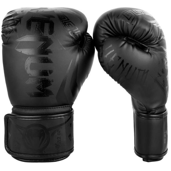 Venum GLDTR 3.0 Boxhandschuhe schwarz 01