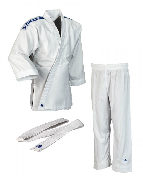 adidas judo evolution ii weiss