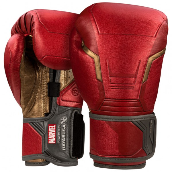 Hayabusa Iron Man Boxhandschuhen 01