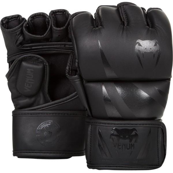 Venum Challenger MMA Handschuhe schwarz 01