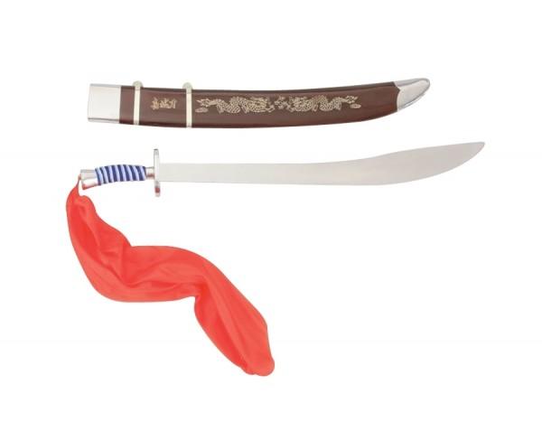 Kung Fu Säbel (DAO) Metall ca 98 cm