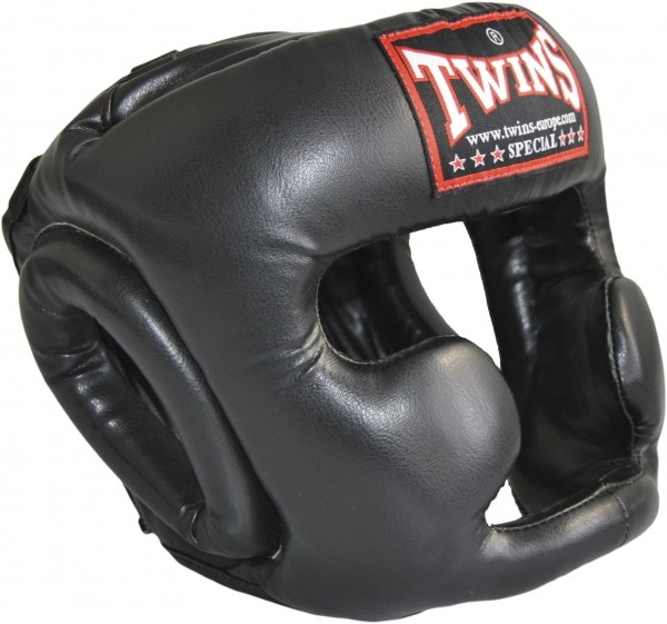 TWINS Kopfschutz Skintex schwarz HGL-3 01