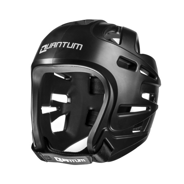 Kopfschutz QUANTUM RV schwarz 01