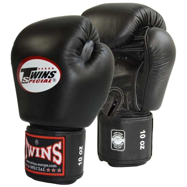 TWINS Boxhandschuh schwarz 01