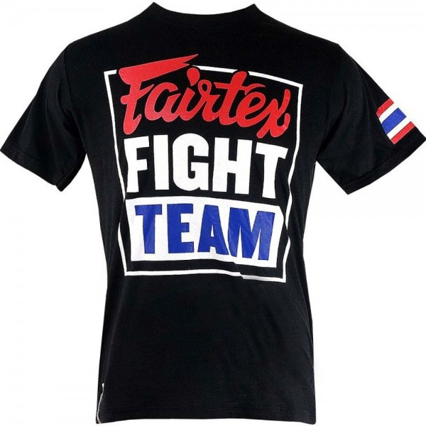FAIRTEX T-Shirt Fight Team schwarz