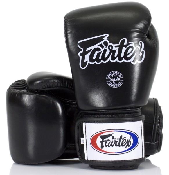 FAIRTEX BGV1 Boxhandschuhe schwarz