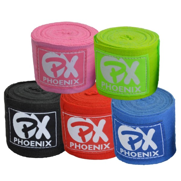 PX-Boxbandagen Länge 450 cm alle farben 350