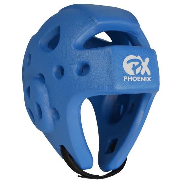 PX Kickbox-Kopfschutz EXPERT blau 01
