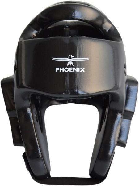 Kopfschützer schwarz PU-Schaumstoff 01
