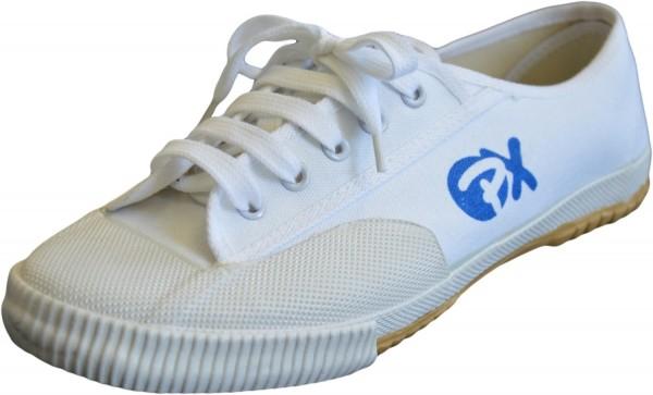 Kampfsport Schuhe Wushu weiß 01