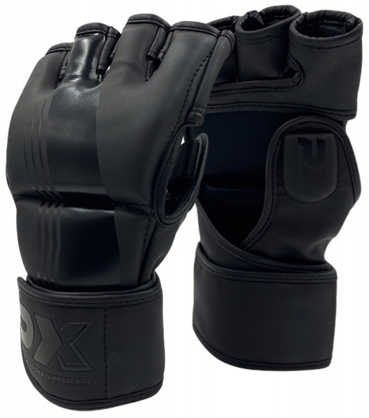 PROTECH X-TRA Handschutz schwarz
