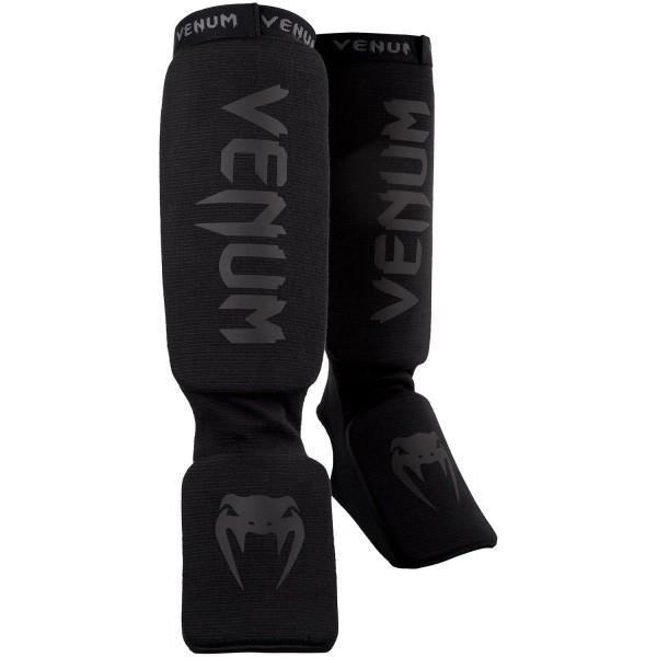 Venum Kontact Schienbeinschutz schwarz 01