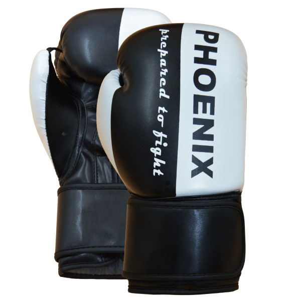 PX Boxhandschuh Prepared to Fight PU sw 01
