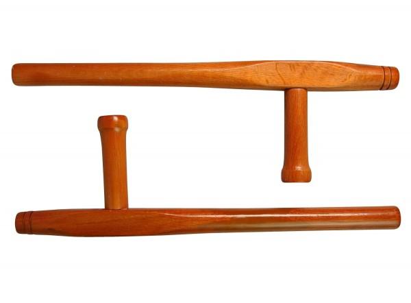 Paar Tonfa rund ca 51 cm 01