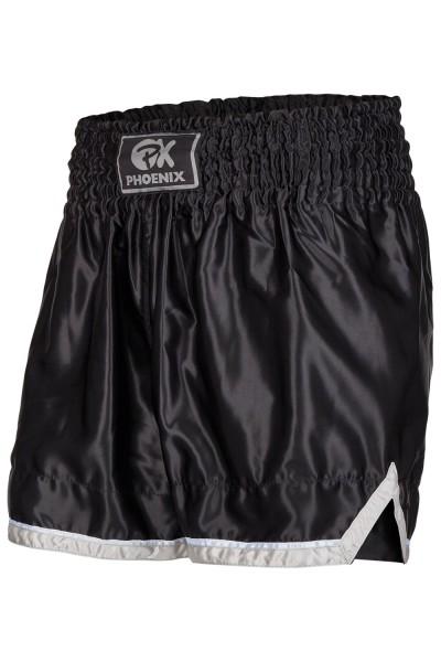 PX Thai Shorts schwarz-grau 01