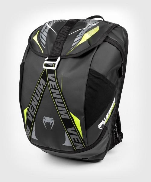 Venum VTC 3 Rucksack | schwarz-neo gelb 01