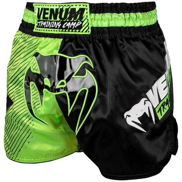 Venum Training Camp Muay Thai Shorts 01