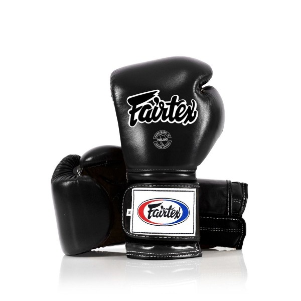 FAIRTEX BGV9 HEAVY HITTERS Boxhandschuhe schwarz