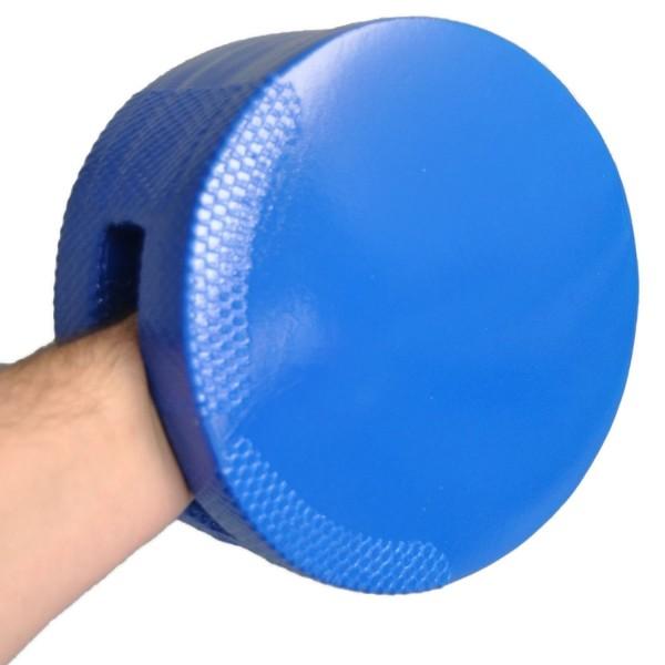 Phoenix Schaumstoff-Handpratze weich blau