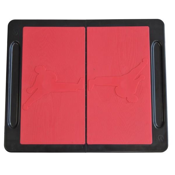 Bruchtestbretter CHAGI L Kunststoff | rot