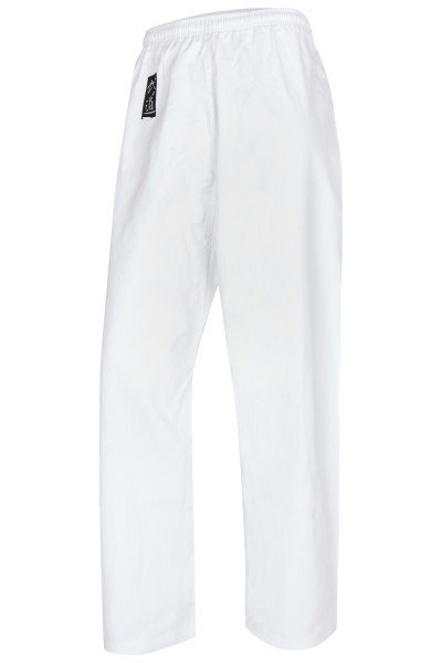 Standardhose weiß Elastikbund