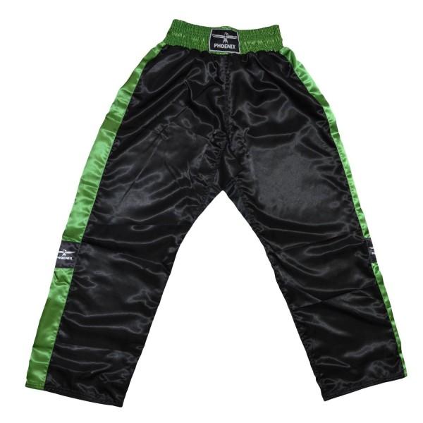 PHOENIX Kickboxhose TOPFIGHT schwarz-grün