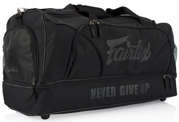 FAIRTEX Sporttasche schwarz 01