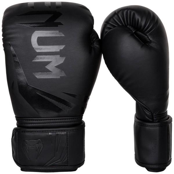 Venum Challenger 3.0 Boxhandschuhe schwarz 01