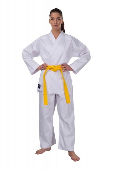 BASIC EDITION Karate Anzug weiß 01