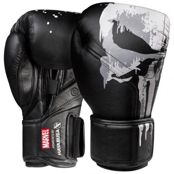 Hayabusa 12oz THE PUNISHER Boxhandschuhe