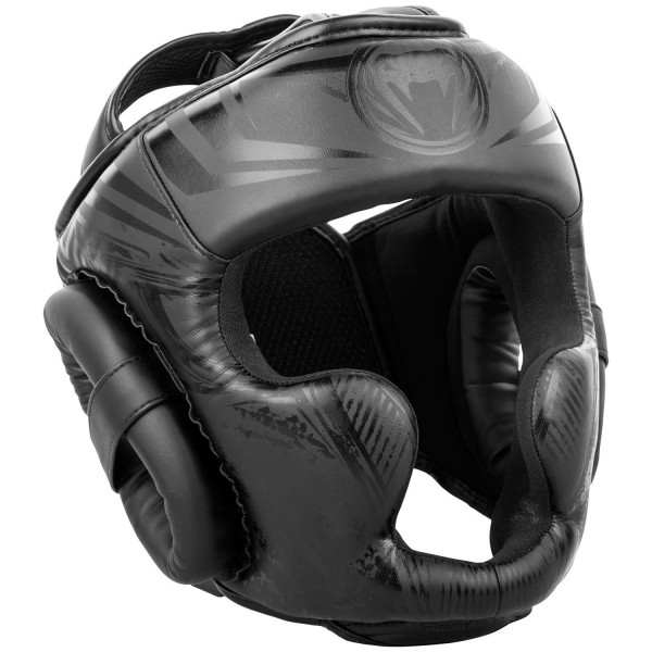 Venum Gladiator 3.0 Kopfschutz schwarz 01