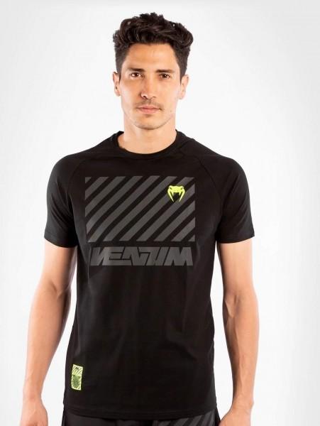 VENUM Stripes T-Shirt schwarz