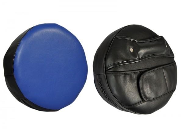 Handpratze rund schwarz-blau | extra weich