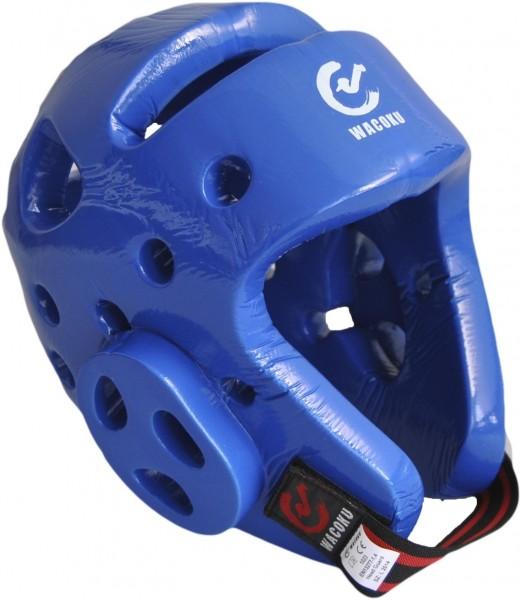 WACOKU WTF-Kopfschutz blau 01